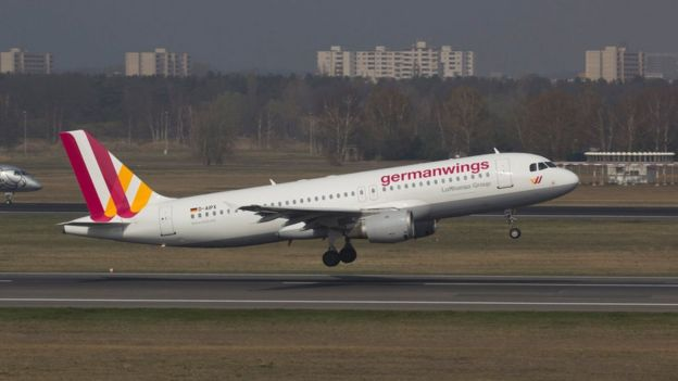 Avião da Germanwings