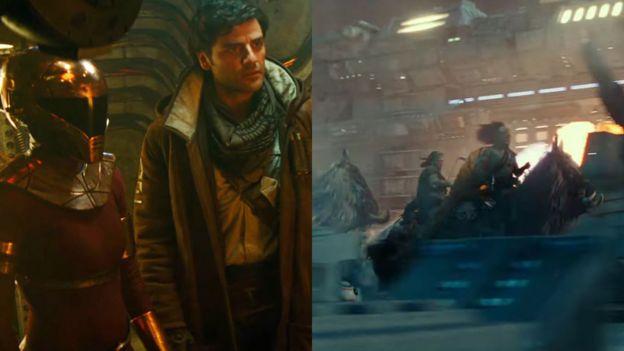 """Nuevos personajes en """"Star Wars: el ascenso de Skywalker"""""""