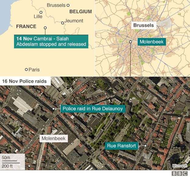 Molenbeek - graphic