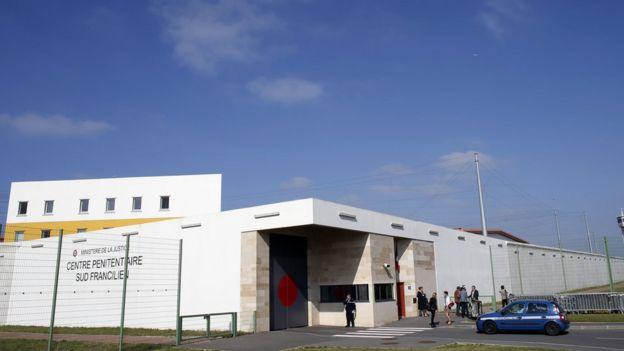 سجن فرانسليان في منطقة ريو