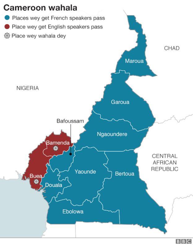 Woman in Ebolowa