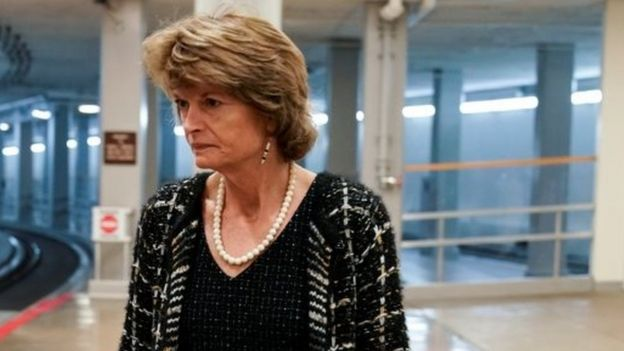 Lisa Murkowski, the Republican senator from Alaska. File photo