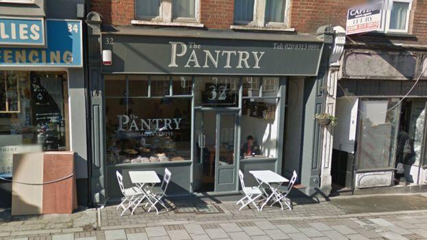 The Pantry, Plaistow Lane