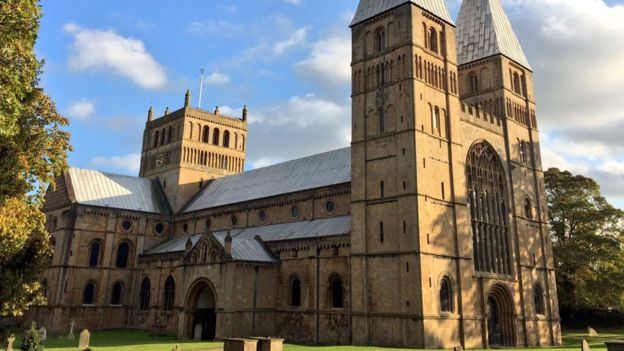 Southwell Minster in Nottinghamshire