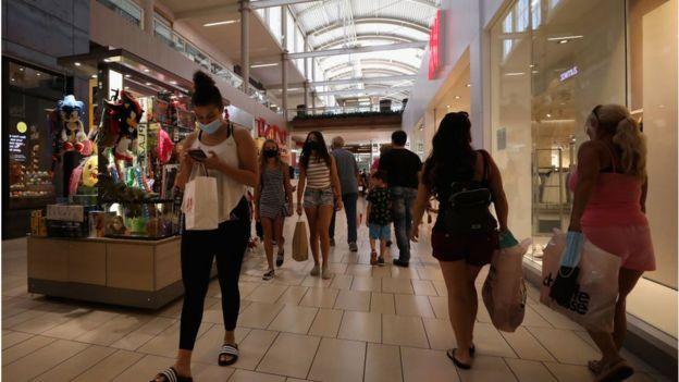 Centro comercial en Glendale, Arizona