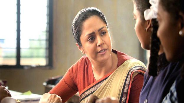 'ராட்சசி' திரைப்படத்தில் ஜோதிகா