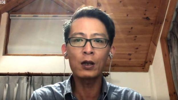Nhà hoạt động, Kỹ sư Nguyễn Lân Thắng