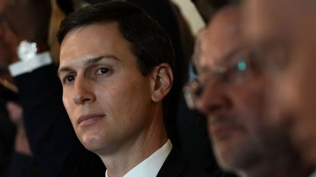 Jared Kushner has been lobbying lawmakers on prison reform