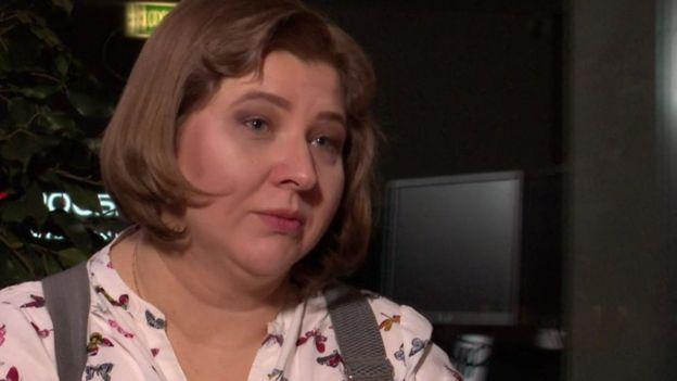Sergei Skriapl's niece talks to the BBC