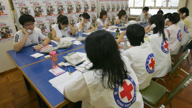 香港红十字会