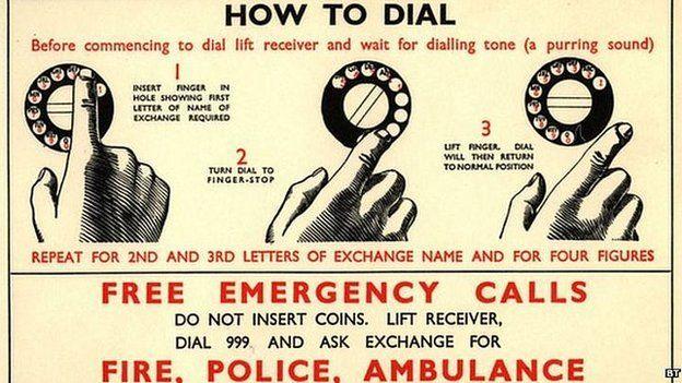 Instrucciones para marcar 999