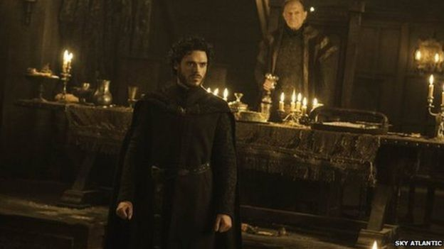 The Red Wedding Season.Richard Madden Not Paid Much For Game Of Thrones Role Bbc News