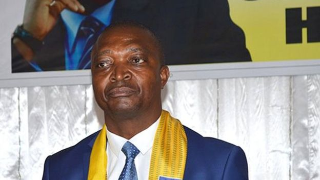Qui est Emmanuel Ramazani Shadary, le dauphin de Kabila?