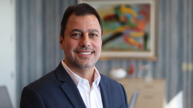 O consultor Fernando Mello