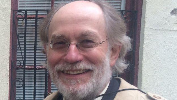 Victor M Glasberg