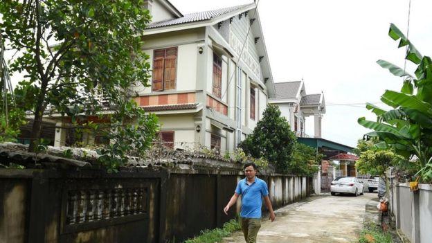 Không khí tang thương bao trùm huyện Yên Thành, Nghệ An nhiều ngày nay