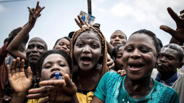 24 JANVIER 2019-24 JANVIER 2020,  UN AN DE TSHISEKEDI A LA TETE DU CONGO ! _110620098_hi051573319