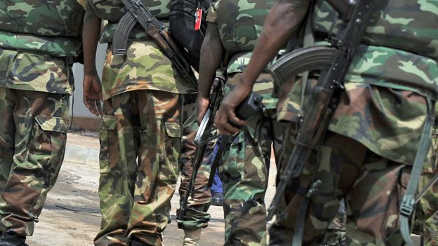 Nigeria's Daily Trust undermined security, army says - BBC News