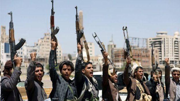 ایران از سال ۲۰۱۵ به حمایت از حوثیها در یمن برخاست