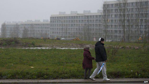 The suburbs of Aarhus include some of Denmark's poorest neighbourhoods