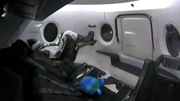 Рипли в космическом корабле