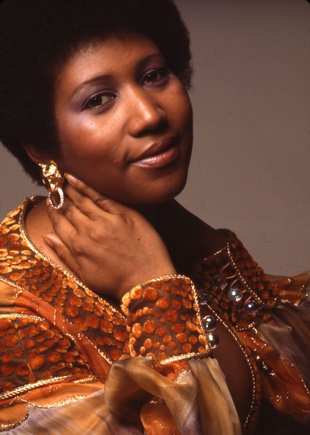 aretha franklin dating history