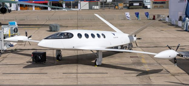 Eviation's nine-seater electric aircraft, Alice