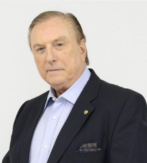 O advogado José Maria Eymael