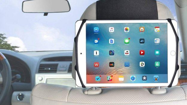 Tablet puter kills child in car crash in Spain BBC News