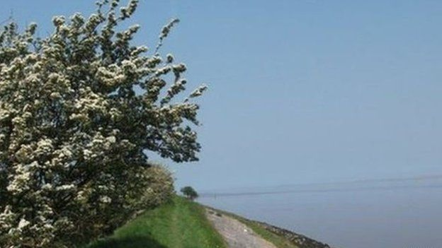 Llwybr arfordir Cymru
