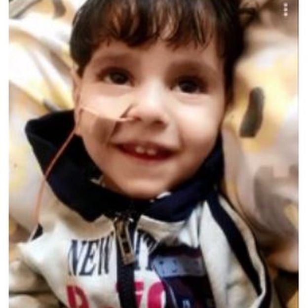 Abdullah Hassan Two Year Old Boy In Travel Ban Row Dies US