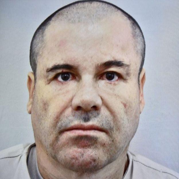 """Joaquín """"Chapo"""" Guzmán."""