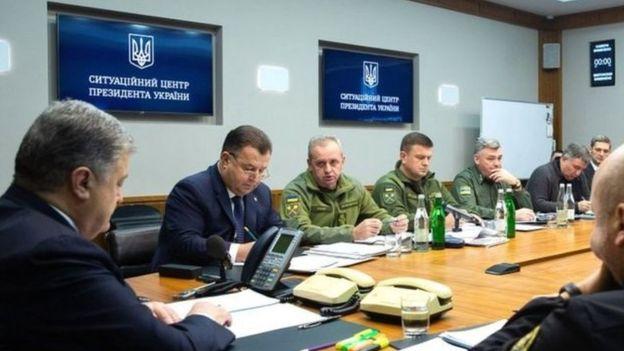 Представители команды Зеленского заявили, что обнаружили в ситуационной комнате Администрации президента пустые стены