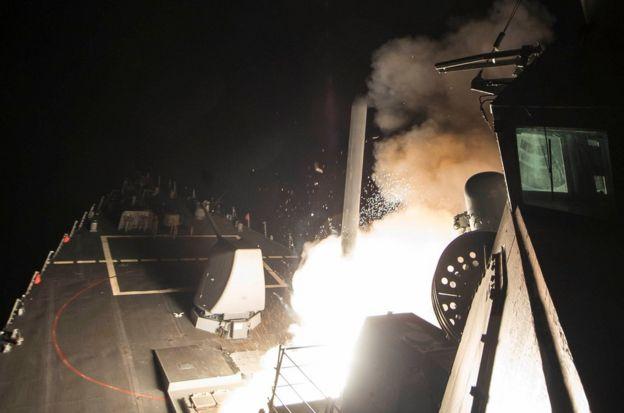 美国海军导弹驱逐舰罗斯号(USS Ross)