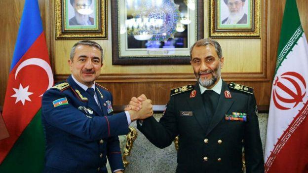 جمهوری آذربایجان از درگیری مسلحانه در مرز با ایران خبر داد