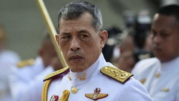 Quốc Vương Thái Lan Vajiralongkorn