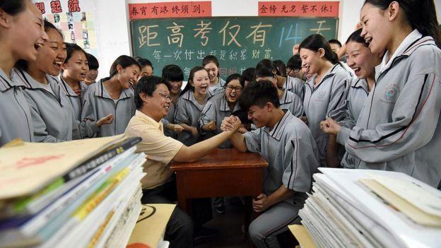 Son muchos los aspectos que se tienen en cuenta en los países asiáticos a la hora de evaluar a cada profesor.