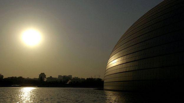 El huevo de Beijing