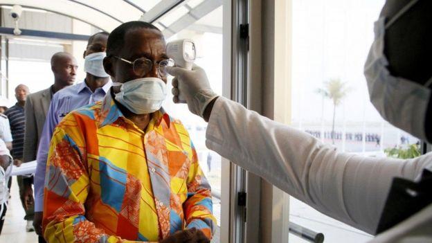 Selon les experts; 14% des patients guéris et testé négatif peuvent redevenir positif