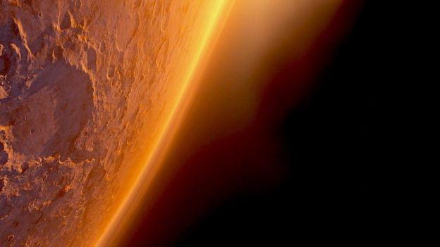Artwork Mars