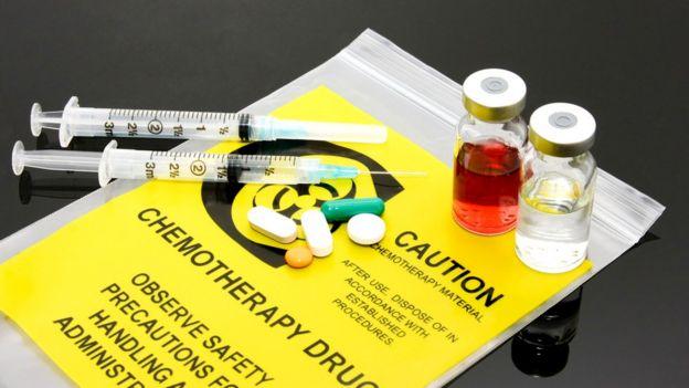 Drogas de quimioterapia