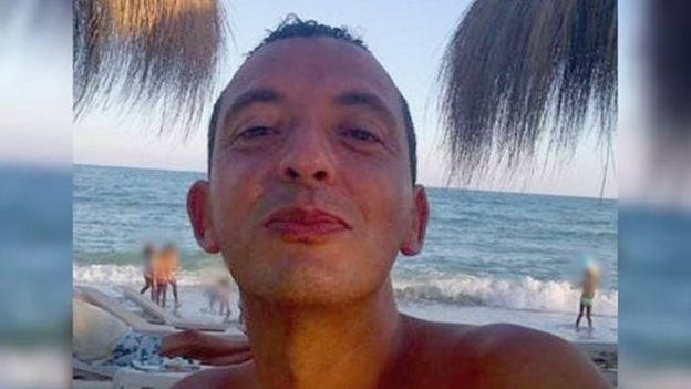 Police picture of Ridouan Taghi