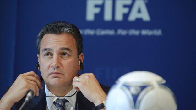 Michael García, fiscal de EE.UU. encargado de investigar las acusaciones de corrupción del proceso de adjudicación de la sede de la Copa Mundial 2022