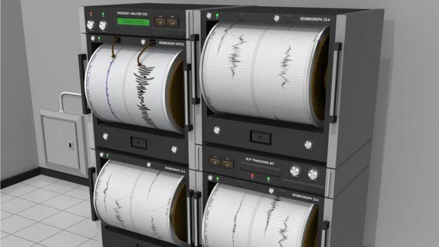 sismógrafo