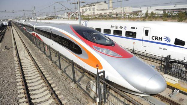 香港高鐵動車組