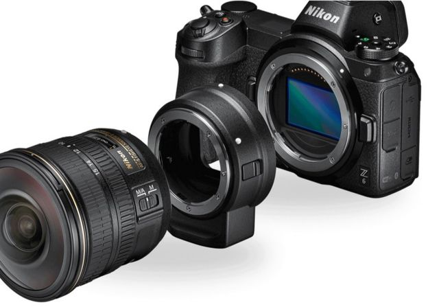 Nikon mirrorless Z7 and Z6 full-frame cameras launch - BBC News