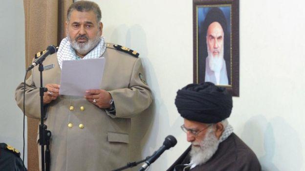 فیروزآبادی: تحویل ویلای لواسان با دستور آیتالله خامنهای بود و حکمی برای تخلیه نگرفتهام