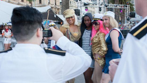 Gay Pride Parade, Cape Town, 2014