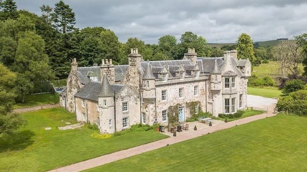 Замок Вардхилл