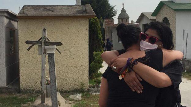 Feminicidios En Mexico La Pesadilla De Unos Padres Para Rescatar El